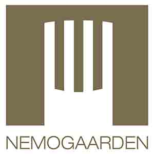 Nemogaarden Logo Gold SMALL